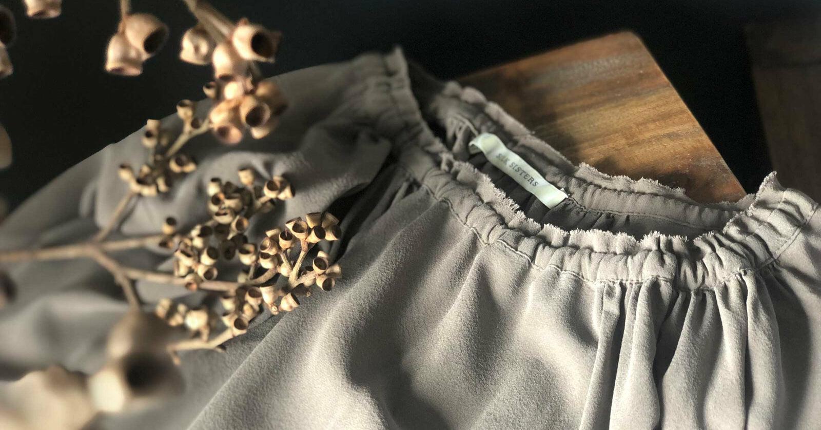 Silk Sisters - Hemdblusen und Kleider aus nachhaltigen Materialien